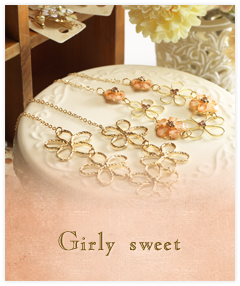 Girly sweet